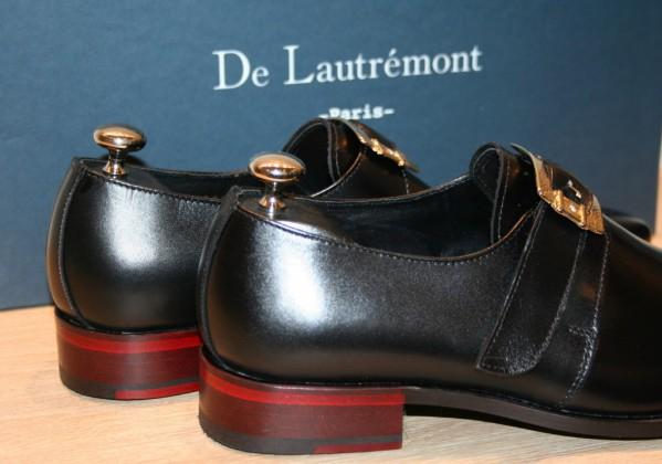 De Lautrémont Souliers de Monsieur