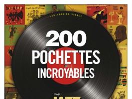 200 pochetets incroyables vinyle