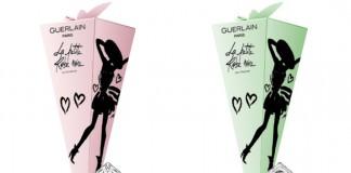 Petite Robe noire Guerlain - pochette saint-valentin