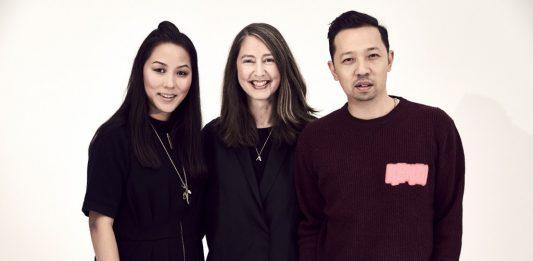 KENZO x H&M - Carol Lim, Ann-Sofie Johansson et Humberto Leon