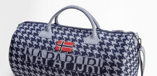 Napapijri, le sac de voyage Bering en édition limitée