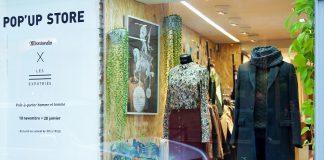 Pop-up store Les Expatriés x Misericordia