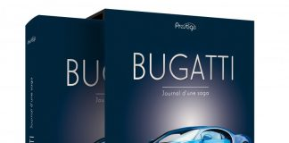 ETAI Coffret Bugatti, journal d'une saga
