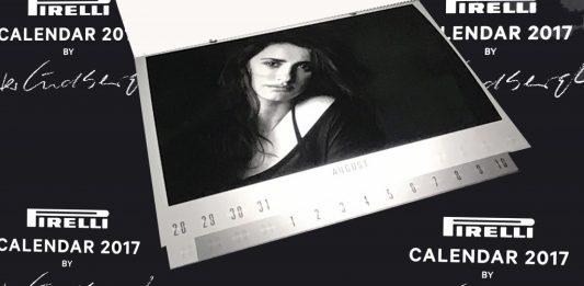 Calendrier Pirelli 2017