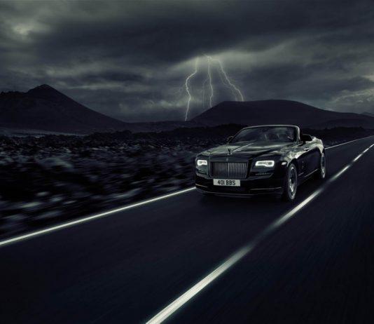 cabriolet Dawn Black Badge de Rolls-Royce