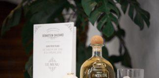 El baba Sébastien Gaudard x tequila patron
