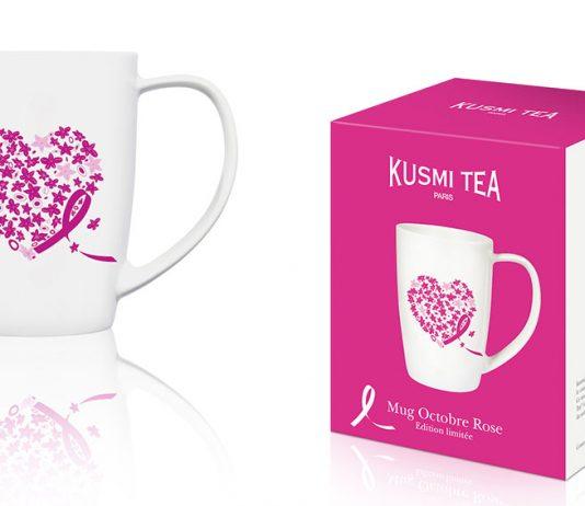 Octobre Rose Kusmi Tea