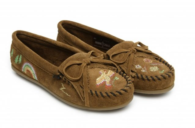 Chaussures Mother x Minnetonka
