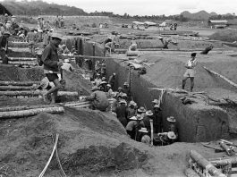 La guerre d'Indochine par Willy Rizzo