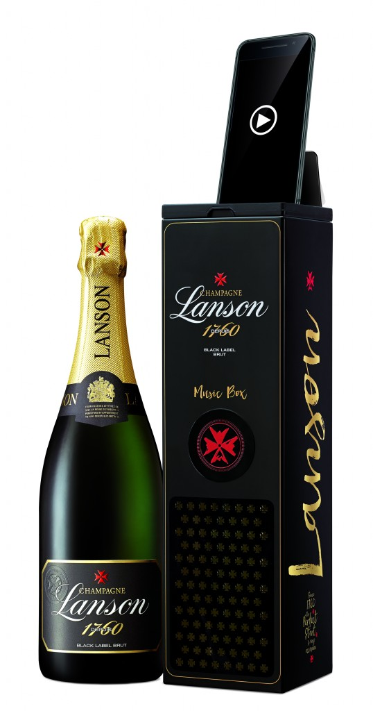 Lanson Music Box