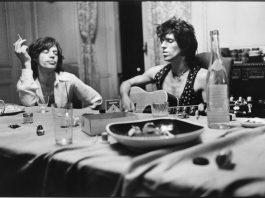 Dominique Tarlé Stoned in Paris Rolling Stones