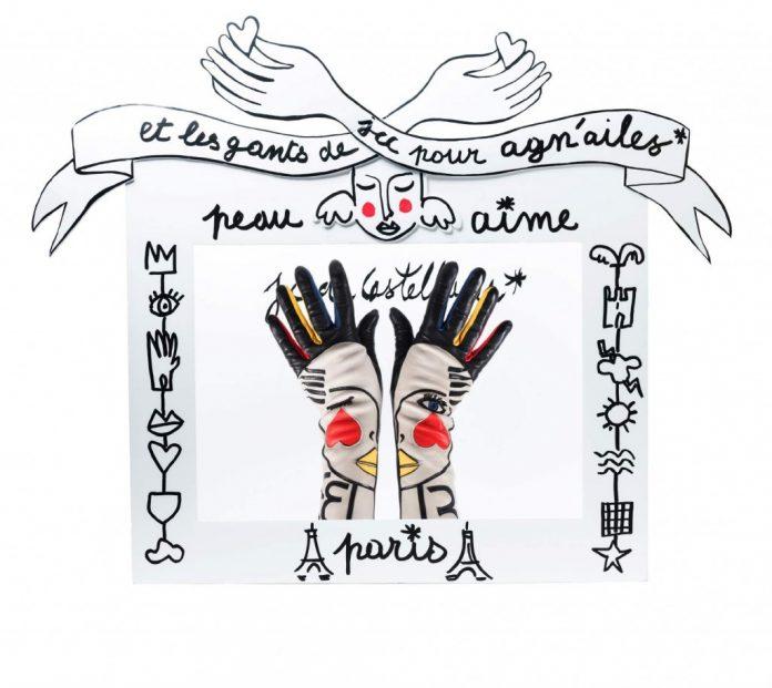 Collection Peau Aîme JC de Castelbajac x Agnelle