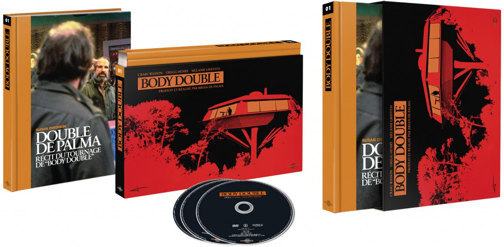 COFFRET ULTRA COLLECTOR BODY DOUBLE OUVERT