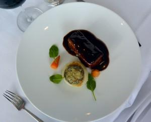 Menu COP21 Restaurant Maison Blanche