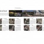 Formule 1 Circuits vus du ciels, par Bruce Jones, aux Editions Art & Images - extrait