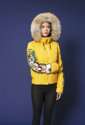 collection JC de CASTELBAJAC paris x ROSSIGNOL
