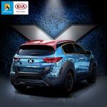 Kia Sportage X-Men