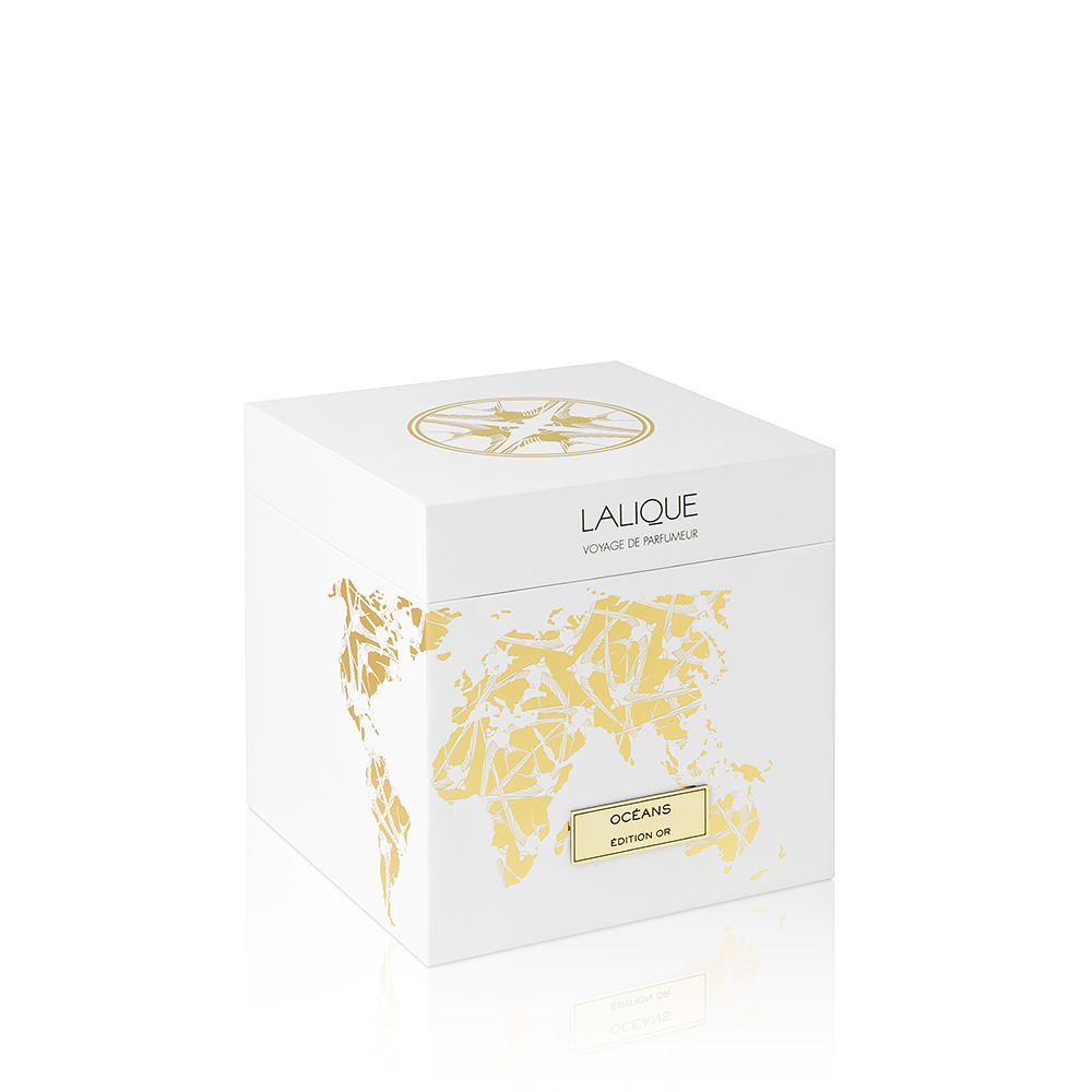 Lalique bougie
