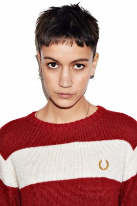 Collaboration Bella freud x Fred Perry