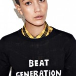 Colaboration Fred Perry x Bella Freud