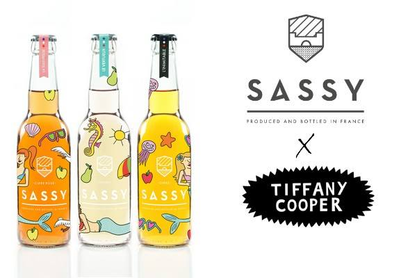 Maison Sassy X Tiffany Cooper édition limitée cidre