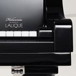 Steinway Heliconia designed by lalique