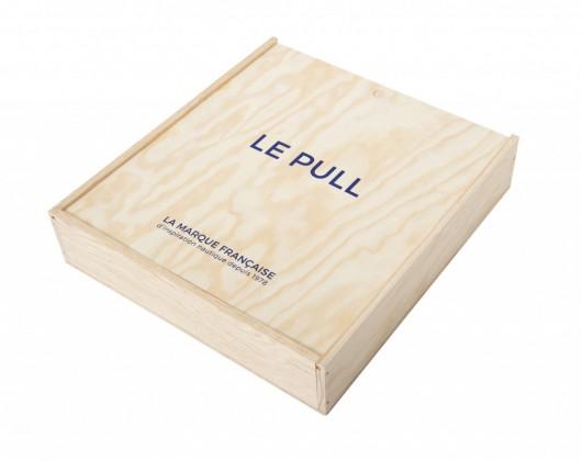 inspiration nautique par Le Pull Français tbs