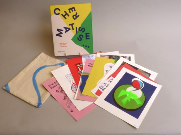 Tirage de tete Cher Matisse...Bernard Chauveau Edition