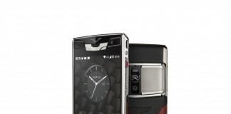 Vertu Signature Touch pour Bentley