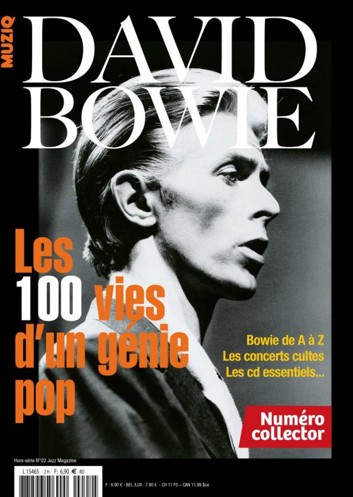 Hors série David Bowie
