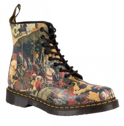 Collection Capsule DR. MARTENS X DI ANTONIO