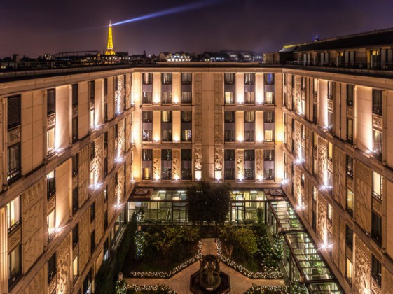 Hôtel du Collectionneur - Saint-Valentin 2016