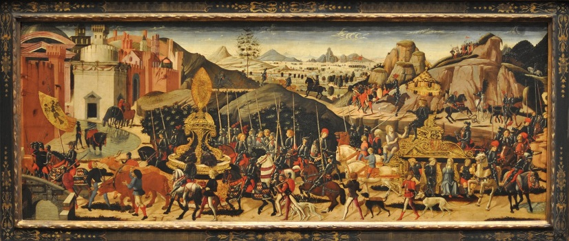 The triumph of Camillus Di Antonio