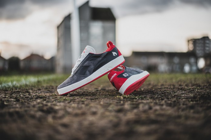 HANON x Diadora B.Elite '83 Final - The Spirit of '83