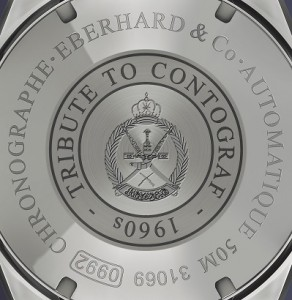 Eberhard & Co. - Contograf Desert Camouflage - Front
