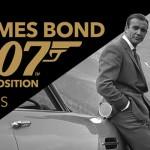 James-Bond-exposition-la villette -Paris- Avril 2016