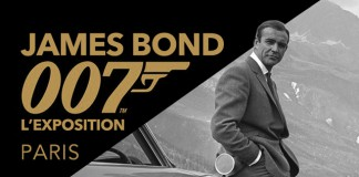 James-Bond-exposition-la villette -Paris- Avril 2016