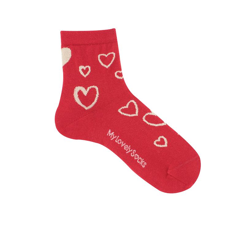 My Lovely Socks St Valentin 2016