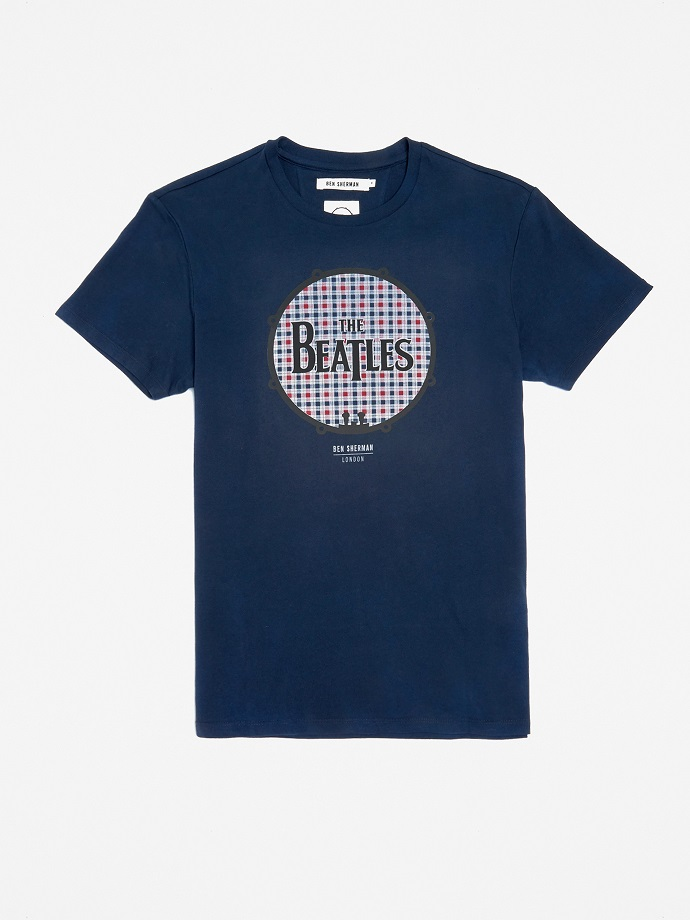 BEN SHERMAN X THE BEATLES Collection capsule