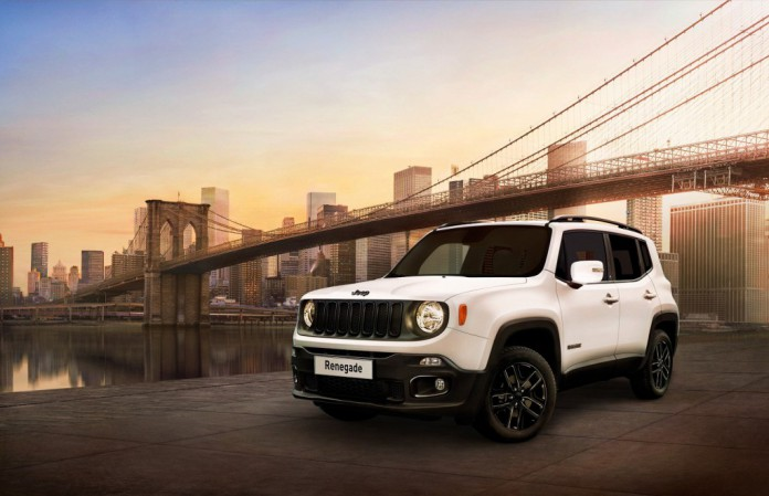 Jeep Renegade Brooklin