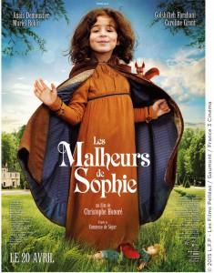 Le Mlaheurs de Sophie - Film 2016