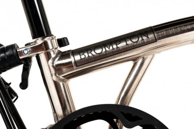 BROMPTON PRINTEMPS 2016 Série limitée Nickel