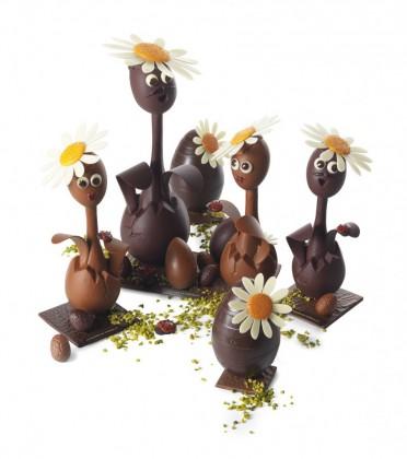 Famille Pâquerette La Maison du Chocolat