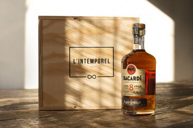 Edition limitée L'Intemporel BACARDI x MERCI ALFRED 2016