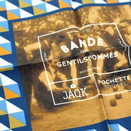 Coffrets édition limitée Jaqk x Pochette square