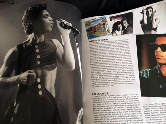 Hors-série collector Jazz Magazine « Prince, une vie en musique »