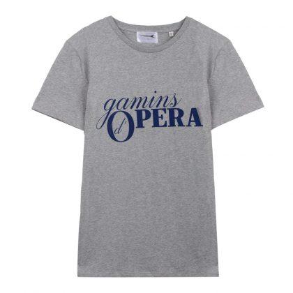 Capsule Blue line x Opéra Garnier Gamins de Paris