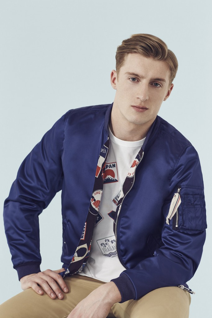 Collection Capsule Eté 2016 – Mr Porter X Maison Kitsuné
