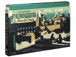 "coffret ultra collector ""Panique à Needle Park """