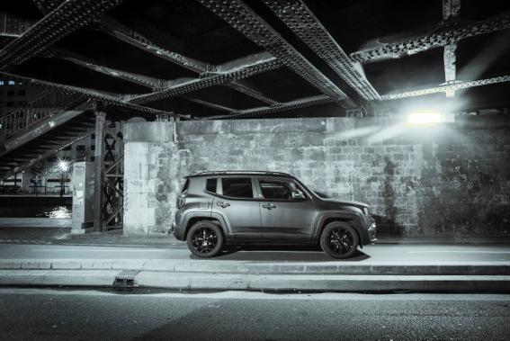 Jeep Renagade édition limitée Brooklyn